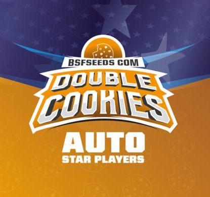 Logo semillas autoflorecientes de Double Cookies