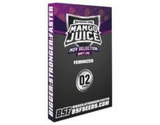 Semillas feminizadas de Mango Juice en Sensoryseeds