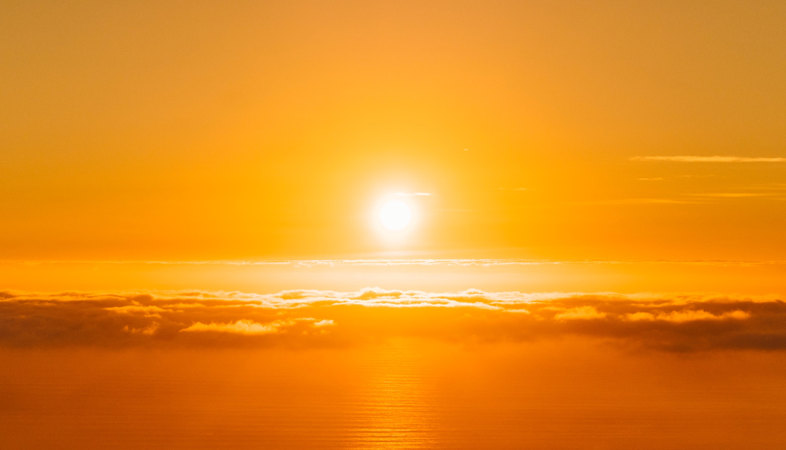 calor y rayos UV