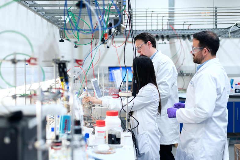Prueba de laboratorio